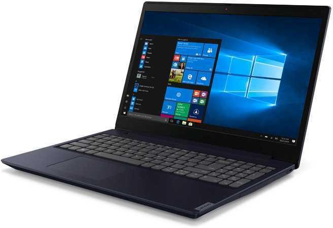 "Ноутбук Lenovo IdeaPad L340-15API Ryzen 3 3200U/4Gb/SSD256Gb/AMD Radeon Vega 3/15.6""/TN/FHD (1920x1080)/Free DOS/black/WiFi/BT/Cam"