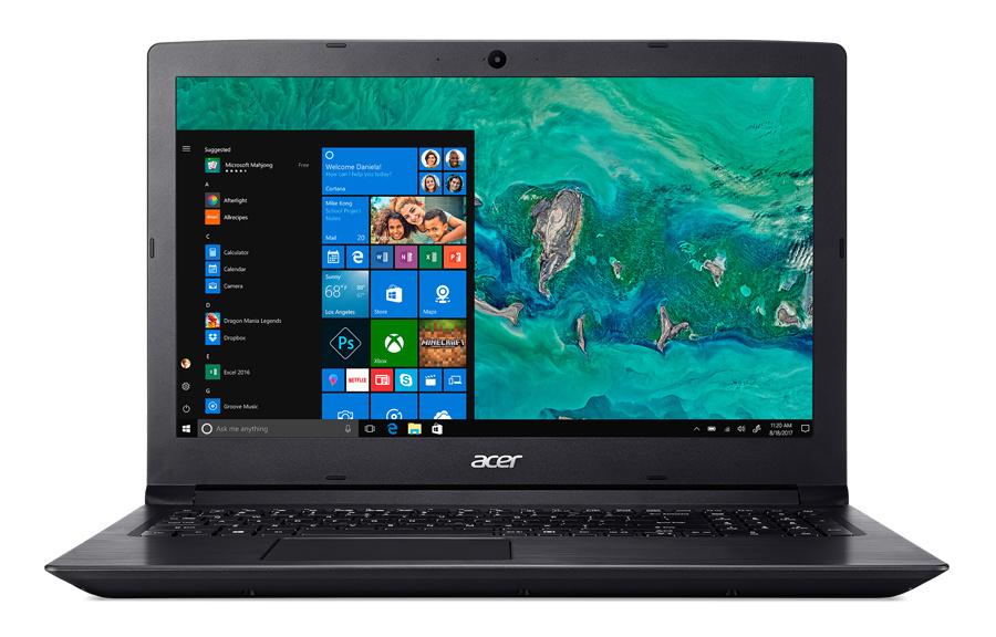 "Ноутбук Acer Aspire 3 A315-41G-R07E Ryzen 7 2700U/8Gb/500Gb/SSD128Gb/535 2Gb/15.6"" (плохая упаковка)"