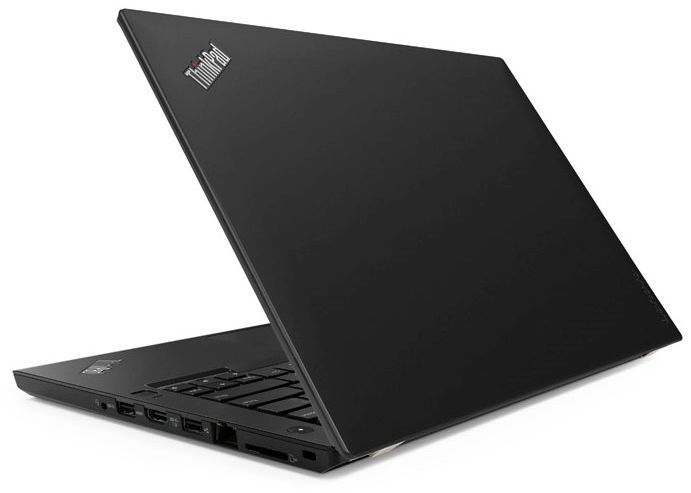 "Ноутбук Lenovo ThinkPad T480 Core i7 8550U/16Gb/SSD512Gb/Intel UHD Graphics 620/14""/IPS/FHD (1920x1080)/Windows 10 Professional 64/black/WiFi/BT/Cam"