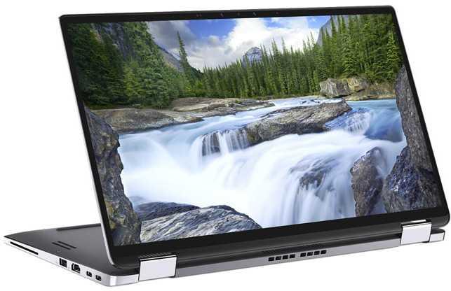"Трансформер Dell Latitude 7400 2-in-1 Core i5 8265U/8Gb/SSD256Gb/Intel UHD Graphics 620/14""/IPS/Touch/FHD (1920x1080)/Windows 10 Professional 64/silver/WiFi/BT/Cam"