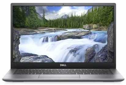 "Ноутбук Dell Latitude 3301 Core i5 8265U/8Gb/SSD256Gb/Intel UHD Graphics 620/13.3""/FHD (1920x1080)/Windows 10 Professional 64/silver/WiFi/BT/Cam"