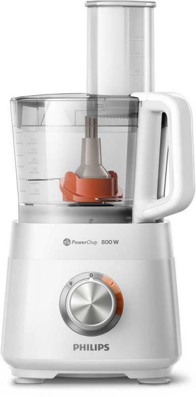 Кухонный комбайн Philips HR7510 800Вт белый