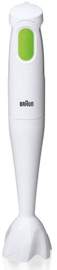 Блендер погружной Braun MQ100 450Вт белый
