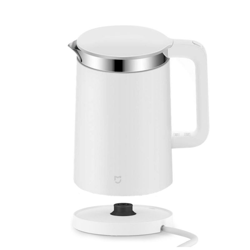 Чайник электрический Xiaomi Mi Smart Kettle EU 1.5л. 1800Вт белый (корпус: пластик)
