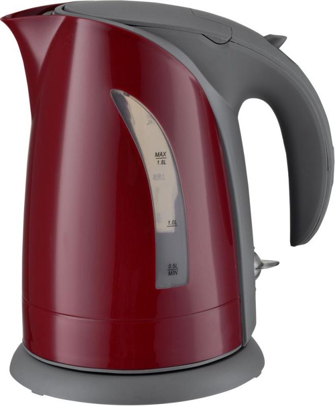Чайник электрический Sinbo SK 7392 1.8л. 2200Вт красный (корпус: пластик)