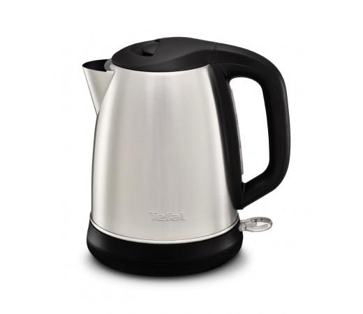 Чайник электрический Tefal KI270D30 1.7л. 2400Вт серебристый (корпус: нержавеющая сталь)