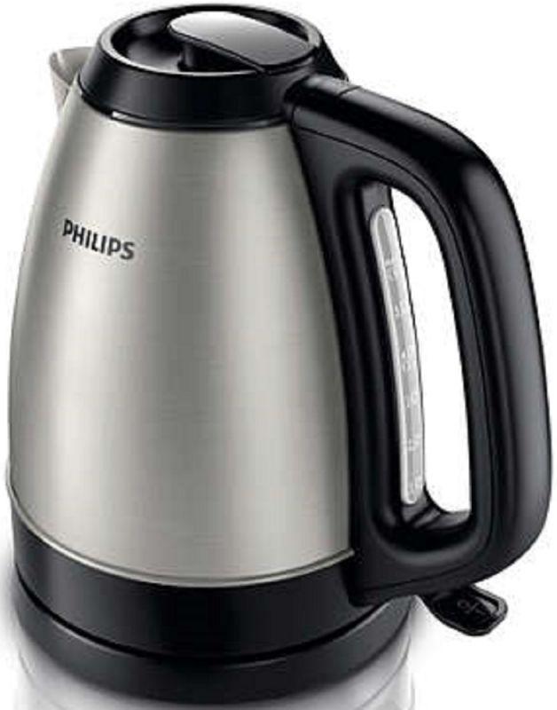 Чайник электрический Philips HD9305/21 1.5л. 2200Вт серебристый (корпус: нержавеющая сталь)