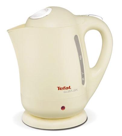 Чайник электрический Tefal BF925232 1.7л. 2400Вт песочный (корпус: пластик)