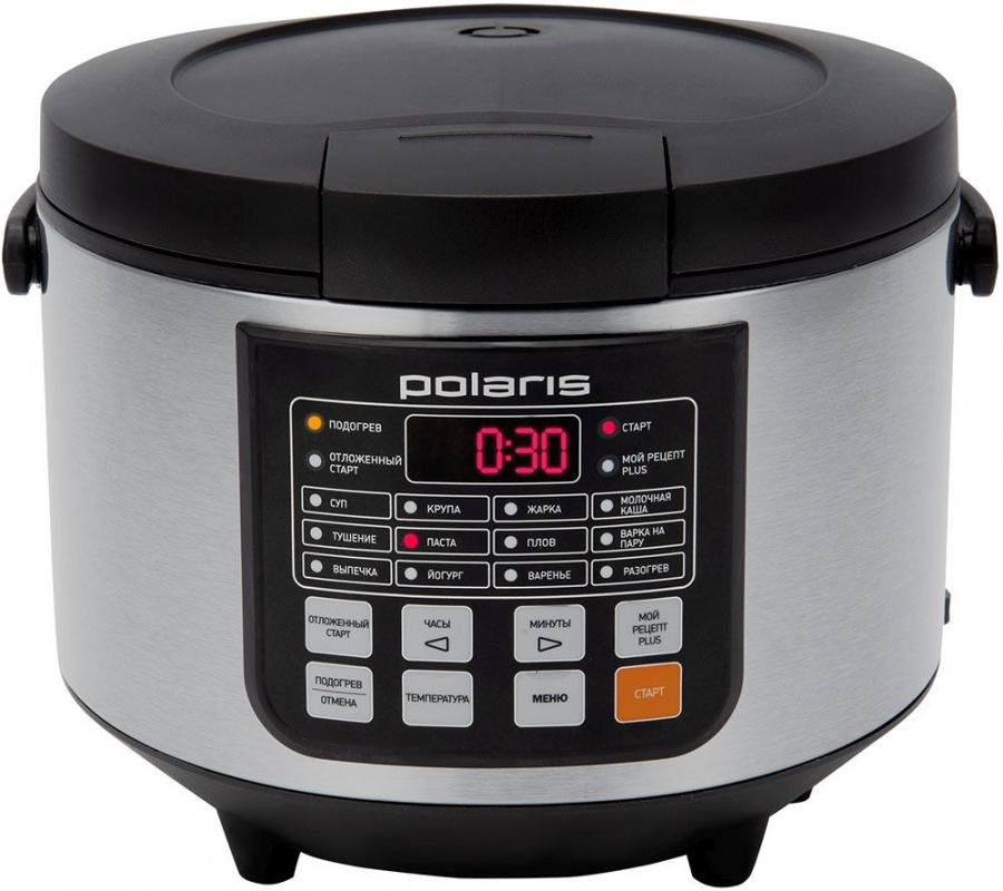 Мультиварка Polaris PMC 0366AD 3л 550Вт черный