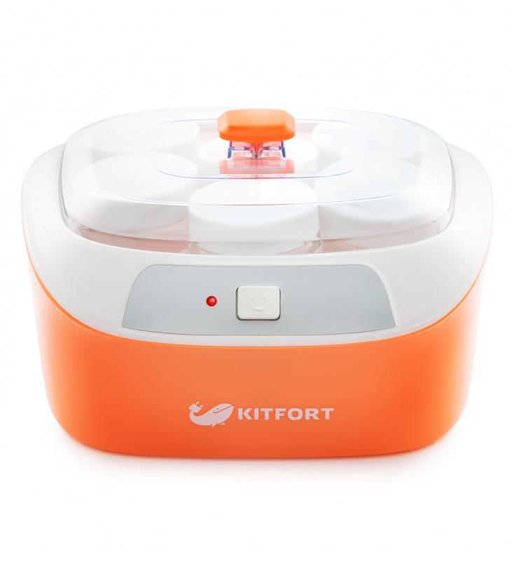 Йогуртница Kitfort КТ-2020 20Вт 6б. 170мл