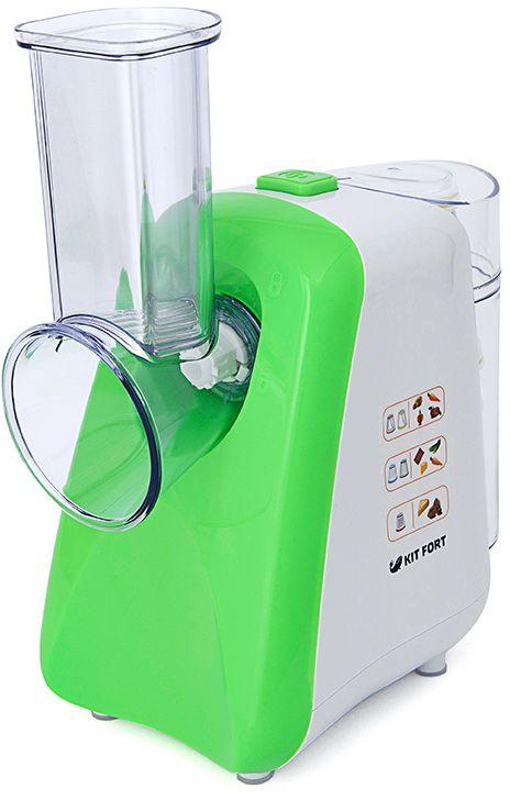 Измельчитель электрический Kitfort КТ-1318-3 150Вт зеленый