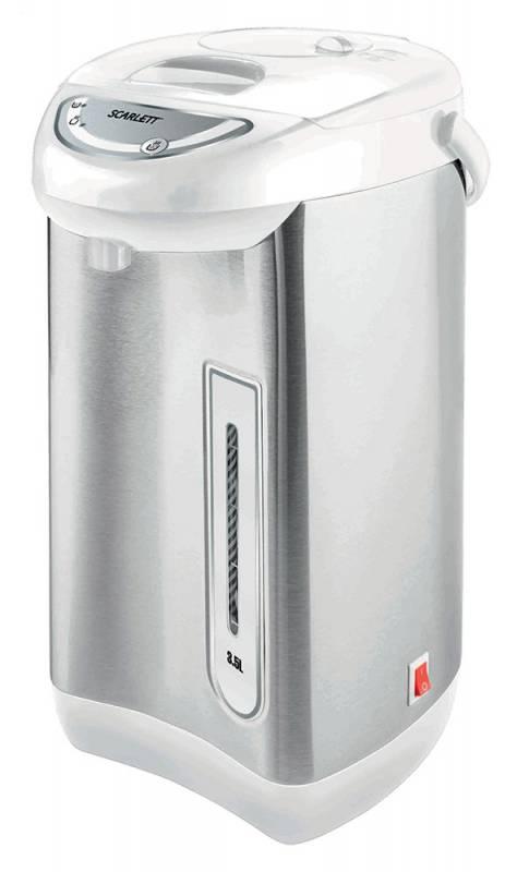 Термопот Scarlett SC-ET10D01 3.5л. 750Вт белый