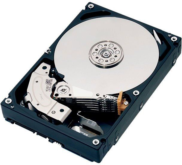 "Жесткий диск Toshiba SATA-III 2Tb MG04ACA200E Enterprise Capacity (7200rpm) 128Mb 3.5"""