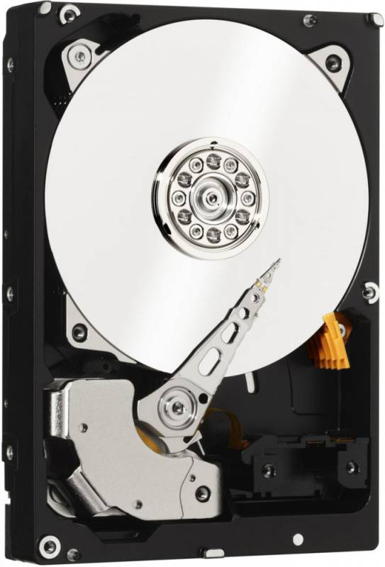 "Жесткий диск WD Original SATA-III 2Tb WD2002FFSX NAS Red Pro (7200rpm) 64Mb 3.5"""
