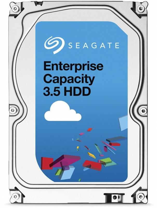"Жесткий диск Seagate Original SATA-III 6Tb ST6000NM0115 Exos (7200rpm) 256Mb 3.5"""