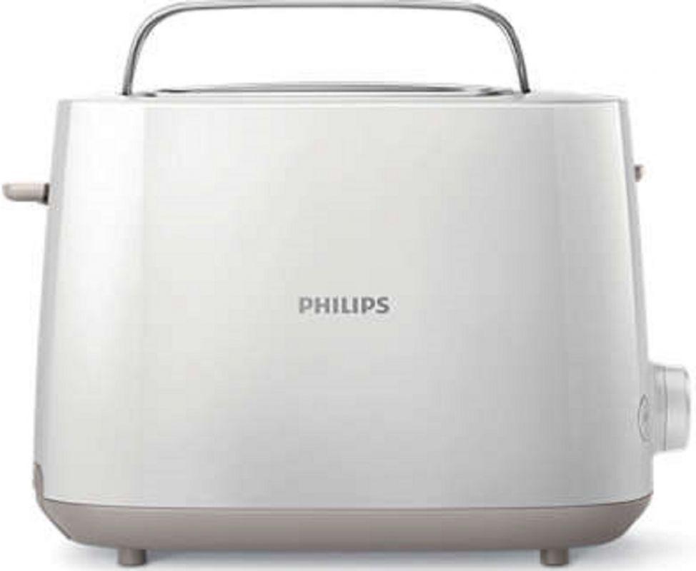 Тостер Philips HD2581/00 830Вт белый