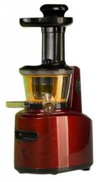 Соковыжималка шнековая Kitfort КТ-1101-2 150Вт рез.сок.:800мл. бордовый