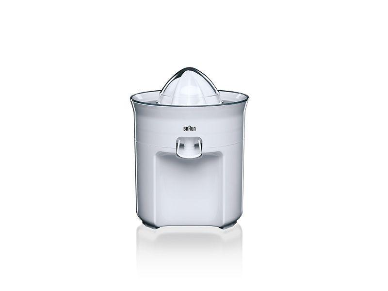 Соковыжималка цитрусовая Braun CJ3050 60Вт белый