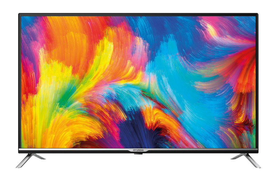 """Телевизор LED Hyundai 32"""" H-LED32ET3001 черный/HD READY/60Hz/DVB-T2/DVB-C/DVB-S2/USB (RUS)"""