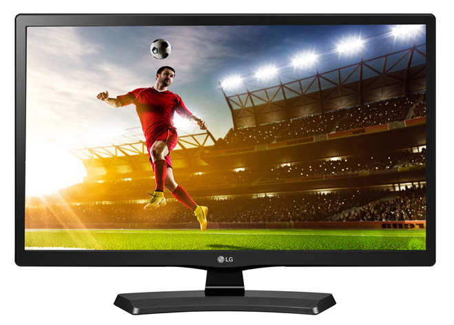 "Телевизор LED LG 20"" 20MT48VF-PZ черный/HD READY/50Hz/DVB-T2/DVB-C/DVB-S2/USB (RUS)"