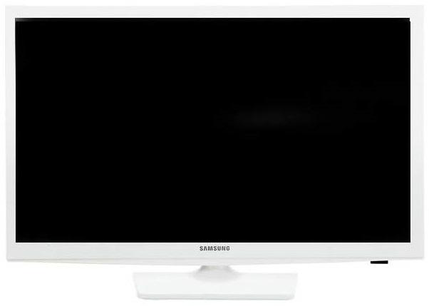 "Телевизор LED Samsung 24"" UE24H4080AU 4 белый/HD READY/50Hz/DVB-T2/DVB-C/DVB-S2/USB (RUS)"