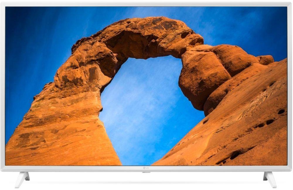 "Телевизор LED LG 43"" 43LK5990PLE белый/FULL HD/50Hz/DVB-T2/DVB-C/DVB-S2/USB/WiFi/Smart TV (RUS)"