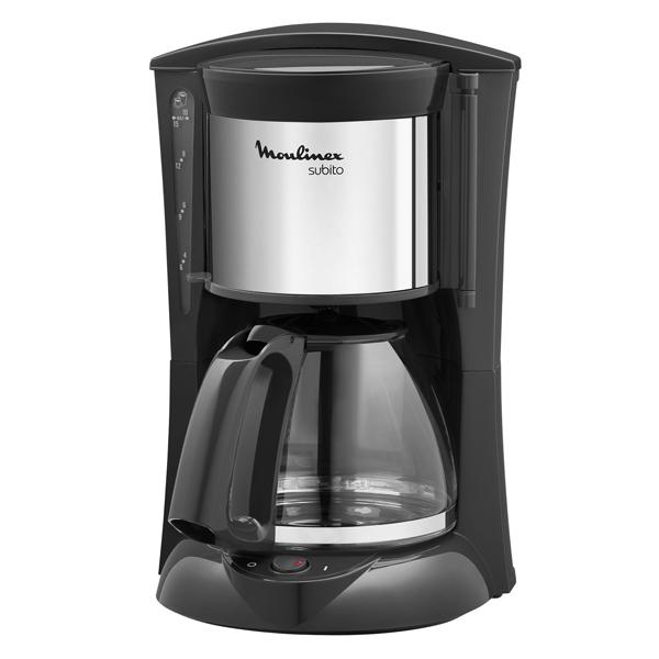 Кофеварка капельная Moulinex FG360830 1000Вт черный