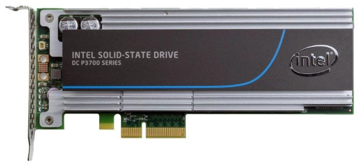 Накопитель SSD Intel PCI-E x4 1600Gb SSDPEDMD016T401 DC P3700 PCI-E AIC (add-in-card)