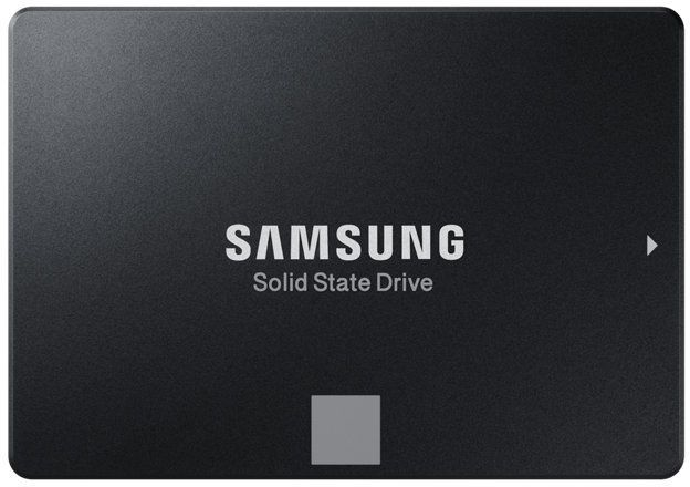 "Накопитель SSD Samsung SATA III 500Gb MZ-76E500BW 860 EVO 2.5"""