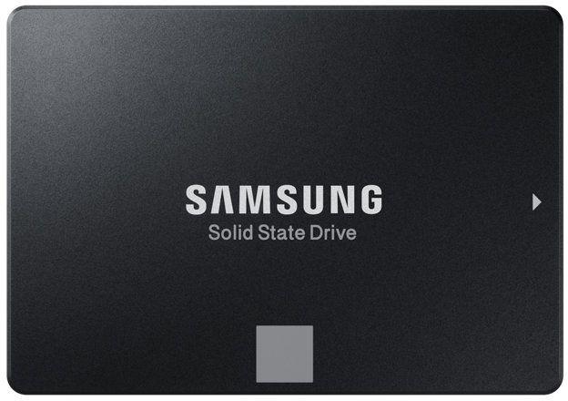 "Накопитель SSD Samsung SATA III 2Tb MZ-76E2T0BW 860 EVO 2.5"""