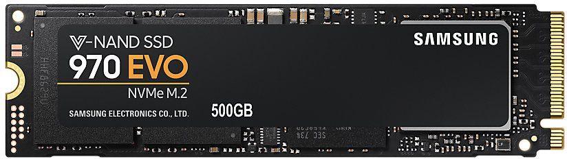 Накопитель SSD Samsung PCI-E x4 500Gb MZ-V7E500BW 970 EVO M.2 2280