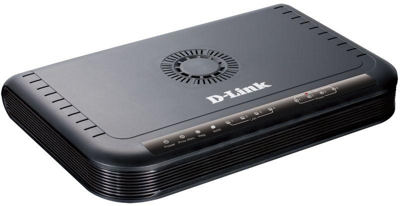 Шлюз D-Link DVG-5004S/D1A