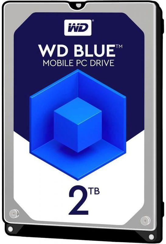 "Жесткий диск WD Original SATA-III 2Tb WD20SPZX Blue (5400rpm) 128Mb 2.5"""