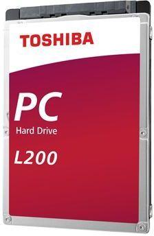 "Жесткий диск Toshiba SATA-III 1Tb HDWL110UZSVA L200 Slim (5400rpm) 128Mb 2.5"""