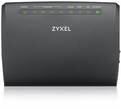 Роутер беспроводной Zyxel (AMG1302-T11C-EU01V1F) N300 ADSL2