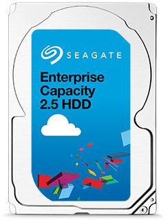 "Жесткий диск Seagate Original SAS 3.0 1Tb ST1000NX0333 Exos (7200rpm) 128Mb 2.5"""
