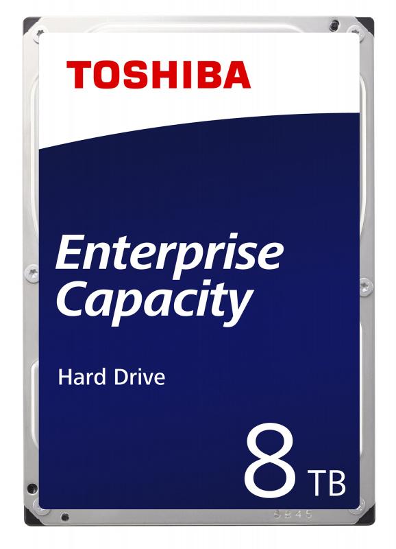 "Жесткий диск Toshiba SAS 3.0 8Tb MG06SCA800E Enterprise Capacity (7200rpm) 256Mb 3.5"""