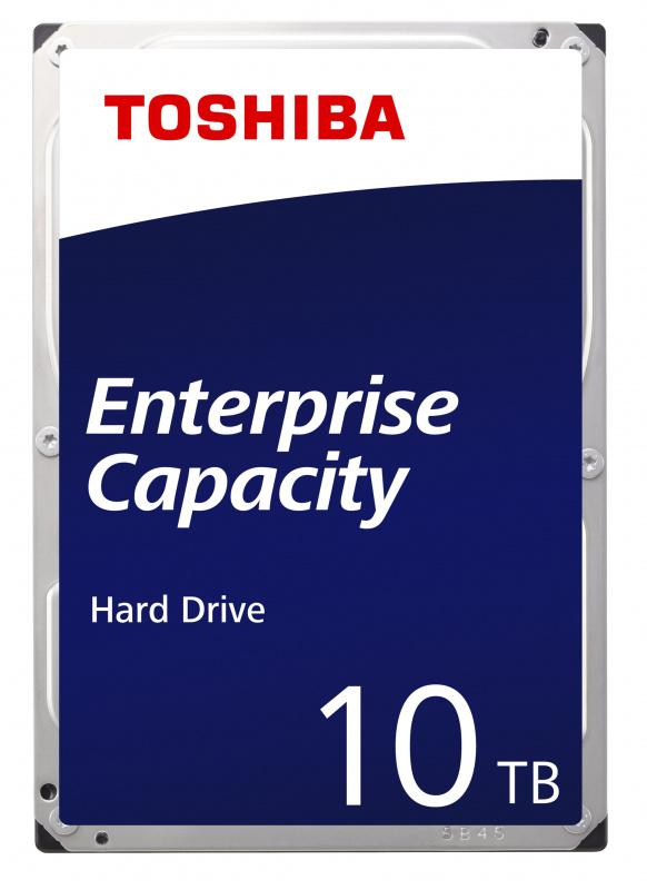 Жесткий диск Toshiba SAS 3.0 10Tb MG06SCA10TE Enterprise Capacity (7200rpm) 256Mb  (плохая упаковка)