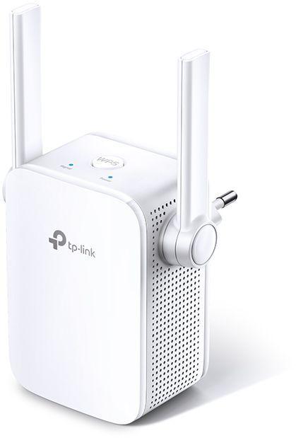 Повторитель беспроводного сигнала TP-Link TL-WA855RE N300 Wi-Fi белый