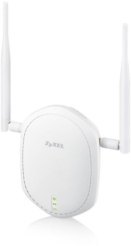Точка доступа Zyxel NWA1100-NH-EU0101F N300 10/100/1000BASE-TX белый