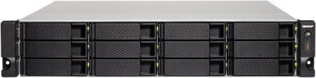 Сетевое хранилище NAS Qnap Original TS-1263XU-RP-4G 12-bay