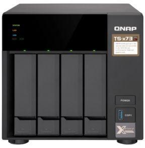 Сетевое хранилище NAS Qnap TS-473-4G 4-bay