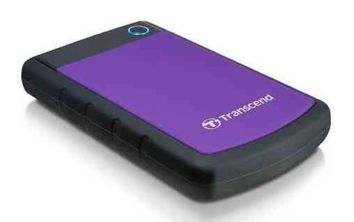 """Жесткий диск Transcend USB 3.0 2Tb TS2TSJ25A3K StoreJet 25A3 2.5"""" черный"""