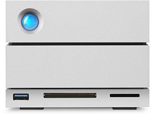 "Жесткий диск Lacie Original Thdb3 8Tb STGB8000400 2big Dock (7200rpm) 3.5"" серебристый USB 3.0"