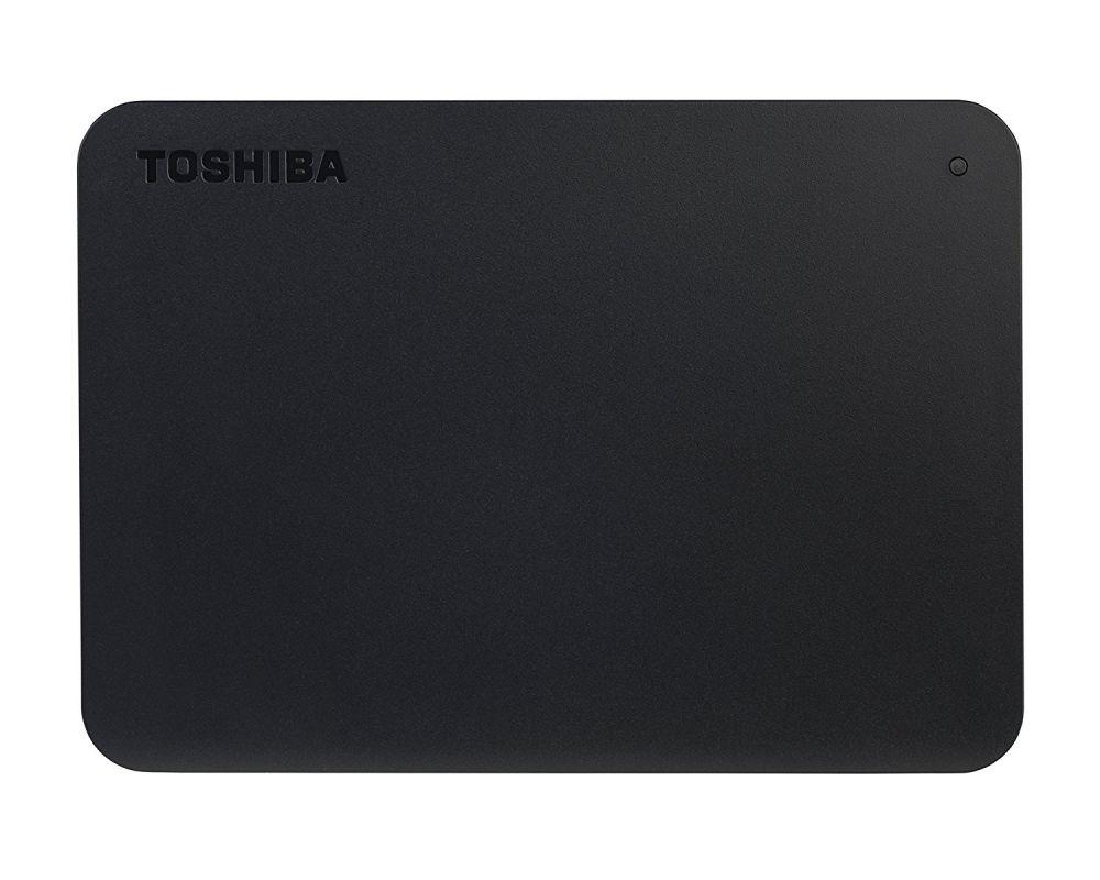 "Жесткий диск Toshiba USB 3.0 2Tb HDTB420EK3AA Canvio Basics 2.5"" черный"