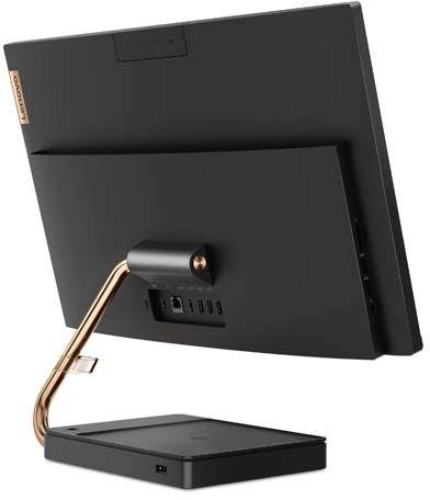 """Моноблок Lenovo IdeaCentre A540-24ICB 23.8"""" Full HD i3 9100T (3.1)/8Gb/1Tb 5.4k/UHDG 630/CR/noOS/GbitEth/WiFi/BT/90W/клавиатура/мышь/Cam/черный 1920x1080"""