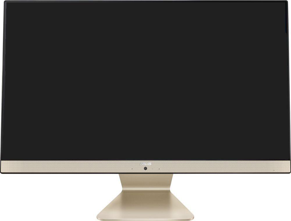 "Моноблок Asus A6521FFK-BA003D 23.8"" Full HD i5 8265U (1.6)/8Gb/SSD256Gb/MX130 2Gb/Endless/GbitEth/WiFi/BT/120W/клавиатура/мышь/Cam/черный/белый 1920x1080"