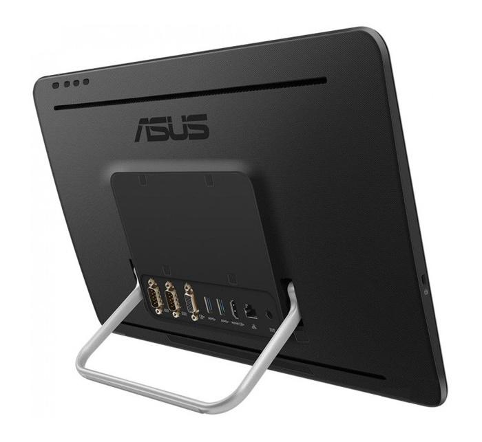 "Моноблок Asus V161GAT-BD031D 15.6"" HD Touch Cel N4000 (1.1)/4Gb/500Gb 5.4k/UHDG 600/CR/Endless/GbitEth/WiFi/BT/45W/Cam/черный 1366x768"