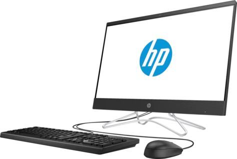 "Моноблок HP 200 G3 21.5"" Full HD i3 8130U/8Gb/SSD128Gb/UHDG 620/DVDRW/W10Pro64/kb/ (плохая упаковка)"