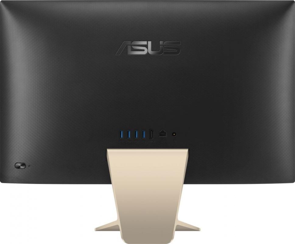 "Моноблок Asus A6432GAK-BA002D 21.5"" Full HD PS J5005 (1.5)/4Gb/500Gb 5.4k/UHDG 605/Free DOS 2.0/GbitEth/WiFi/BT/клавиатура/мышь/Cam/черный 1920x1080"